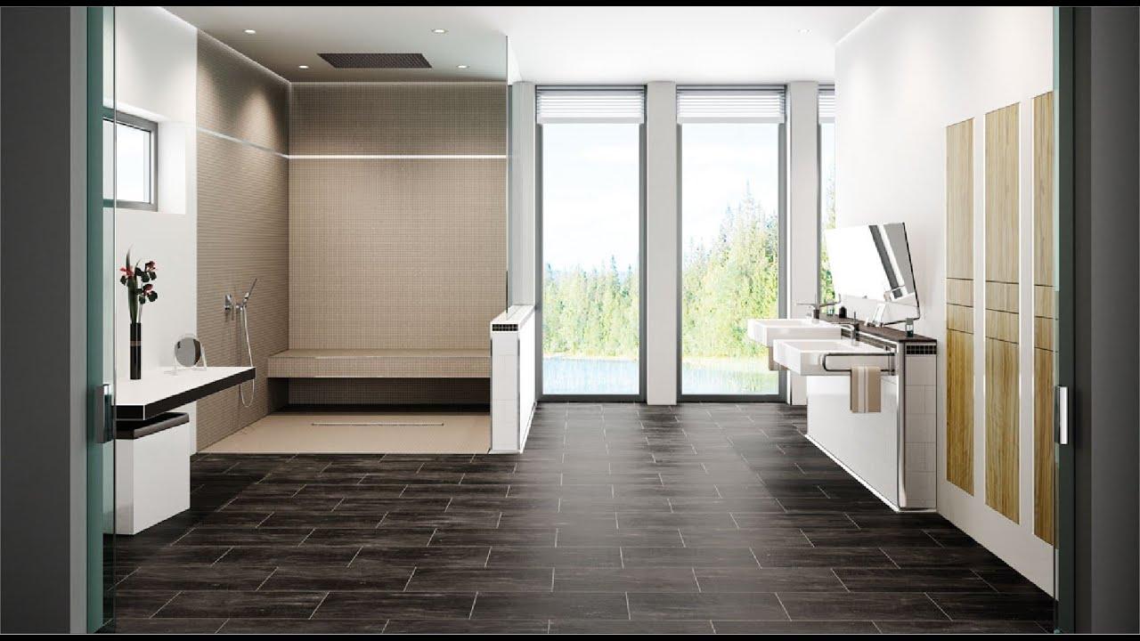 Créer Une Salle De Bain À L Étage transformer une pièce en salle de bains accessible