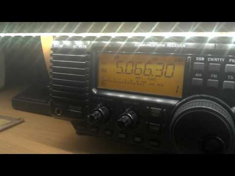 Radio Candip, DR of Congo, 5066,3 kHz, 19:59 UTC