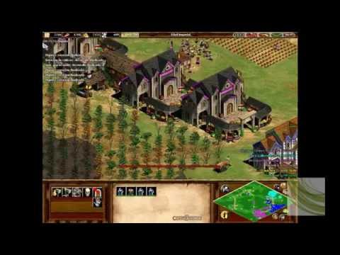 PrysmaXT Multiplayer: Partida Game ~02~ Online HD Age of Empires II The Conquerors