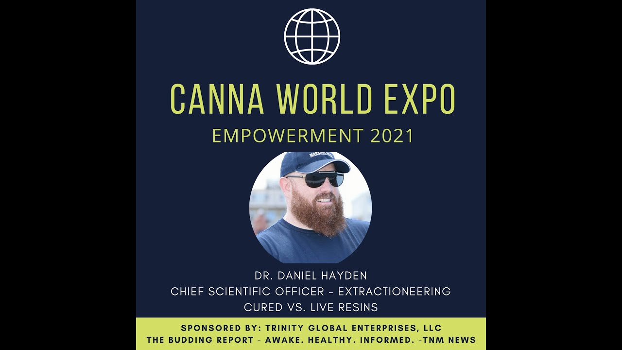 Canna World EXPO Empowerment 2021