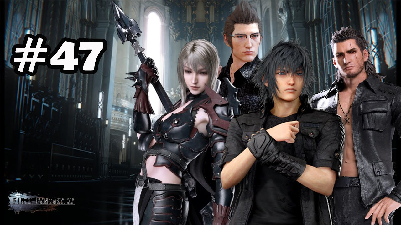 Detonado Final Fantasy XV- Part 47 - O Lar onde ela vivia ...