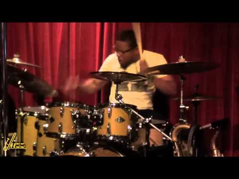 Pro Jam Session at Cafe Cordiale hosted by Eric Valentine
