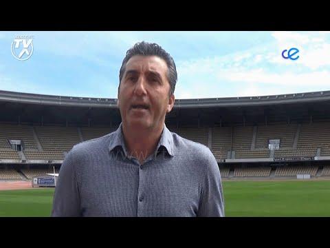 Edu Villegas suena como nuevo director deportivo del Ceuta