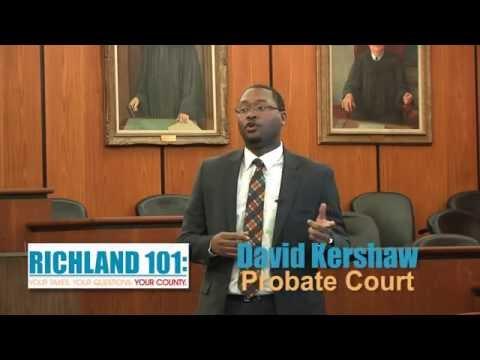 Richland 101: Probate Court