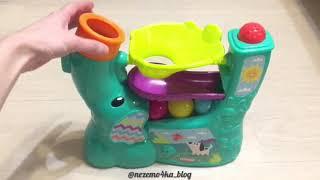 Новый веселый слоник Playskool