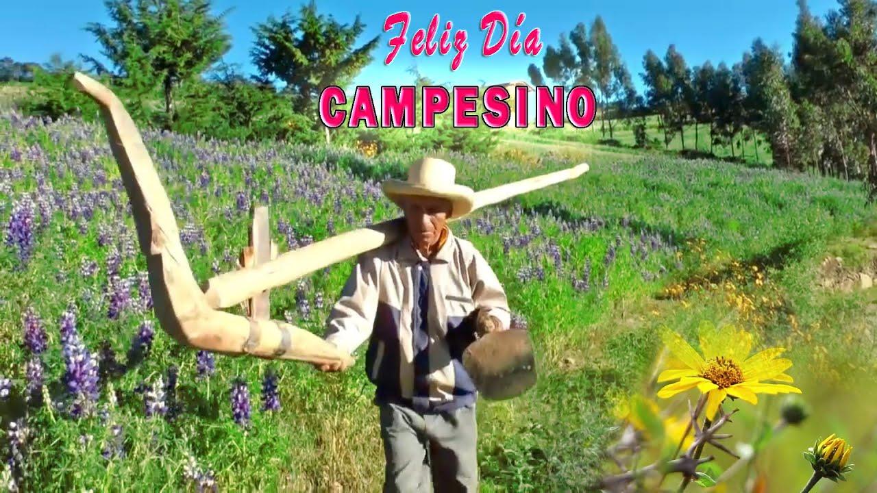 FELIZ DÍA CAMPESINO PERUANO