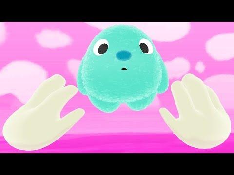 Squishy Virtual Reality Pet! - Waba Gameplay - VR HTC Vive Pro