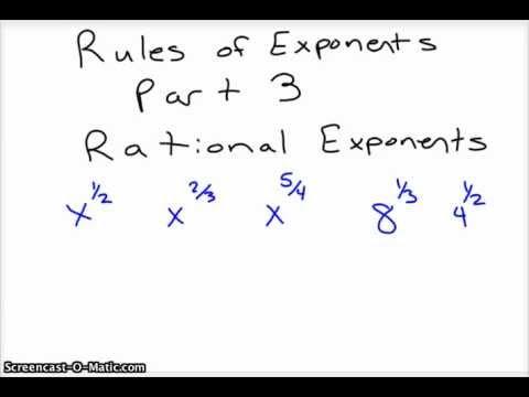 critical exponent
