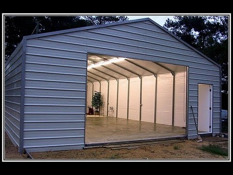 Must Look 24 The Best Enclosed Carport Ideas 2018