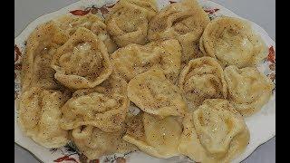 Յուրահատուկ #պիլմենիներ Անահիտից вкусные домашние #пельмени # Dumplings Homemade Recipe Video
