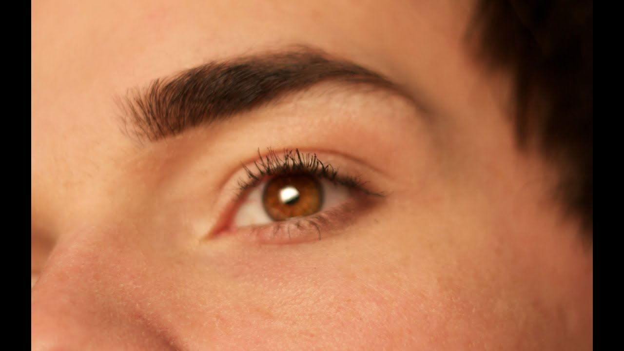 How To Fill In Your Eyebrows Pencilbrow Gel Youtube