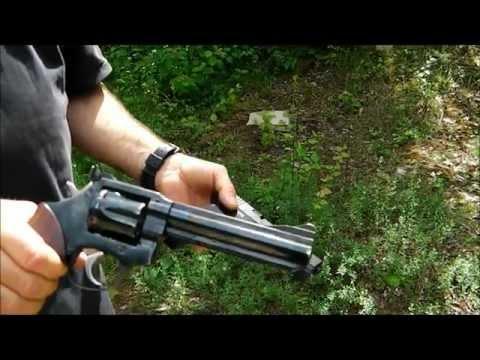 Glock 17 contre Manurhin MR73 2ème partie