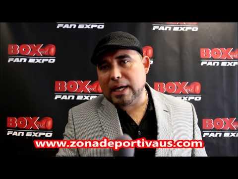 Angel Heredia habla del futuro de Juan Manuel Marquez