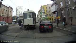 Спехунец и автобус
