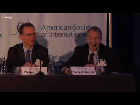 International Law and the Trump Administration: International Trade and Investment