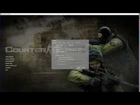How To Enable Raw Mouse Input In Counter Strike Source