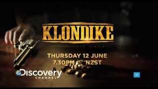 Klondike   Discovery Channel   SKY TV
