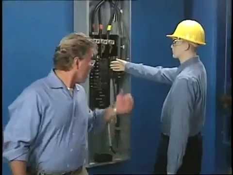 Electrical Arc Flash Demonstration