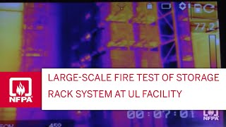 2013 NFPA Conference & Expo - Underwriters Laboratories Test Burn