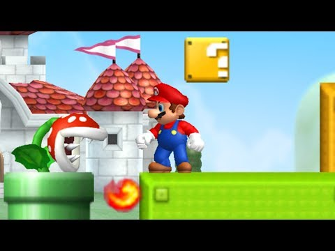 New Super Mario Bros. 3 - World 1