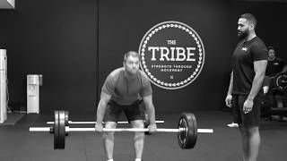 Male Strength and Hypertrophy Training at The Tribe STM