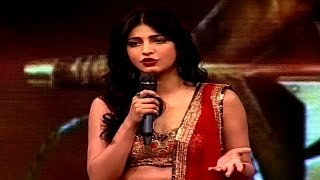 Shruti Hassan Speech at Pooja Movie Audio Launch || Vishal, Shruti Haasan