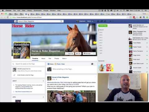 How To Research Facebook Interests w/ Audience Insights - LIKE A Boss Facebook Training