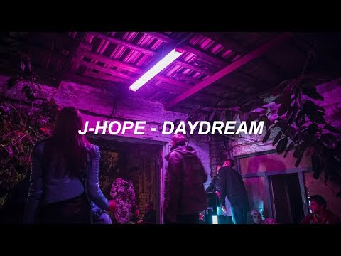 J-Hope 'Daydream (백일몽)' Easy Lyrics