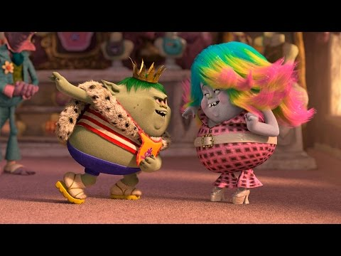 Trolls MOVIE CLIPS (1-6) - 2016 Dreamworks...