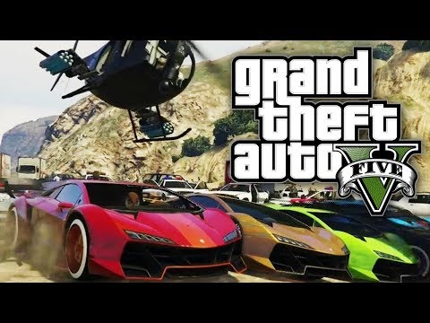 Grand Theft Auto 5 (Ps3) [ Online ]  !Con suscriptores¡ thumbnail