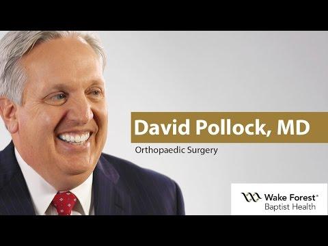 David Pollock, MD   Orthopaedic Surgery at Wake Forest Baptist Health