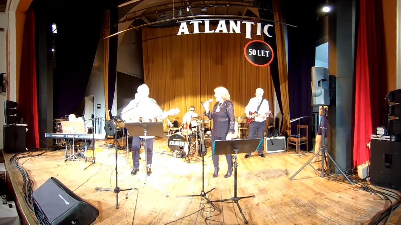 Atlantic - 360° video - ukázka z koncertu k 50. výročí založení kapely