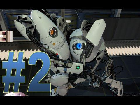Portal 2 - Seguimos Manqueando! - Cooperativo con Chincheto - Ep. 2