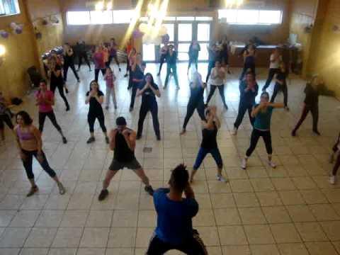 Maratón de Baile Entretenido R.A