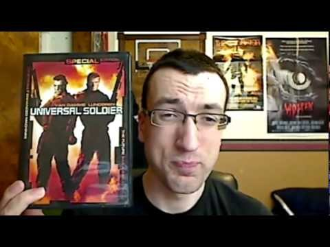 Universal Soldier(1992) Movie Review 1/2