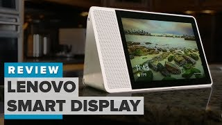 Lenovo Smart Display review: Showing up the Echo Show