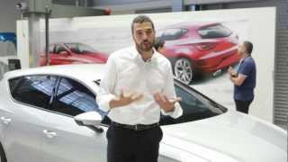 Seat Leon - The Design Story
