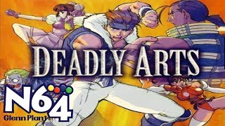 Deadly Arts / G.A.S.P.  - Nintendo 64 Review - HD