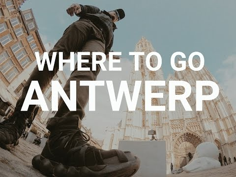 Where to Go in Antwerp, Belgium (Travel Guide) // DJI Osmo Mobile + Samsung S7 Edge + GoPro Hero 4