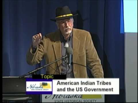 American Indian Tribes and the United States Government by James Riding In