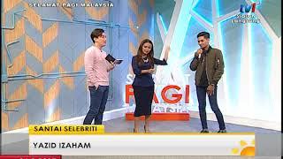 SPM 2017 - SANTAI SELEBRITI...YAZID IZAHAM [24 SEPT 2017]