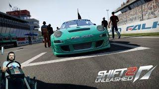 Возвращение эмоциональных гонок на Porsche 911 GT3 - NFS Shift 2: Unleashed