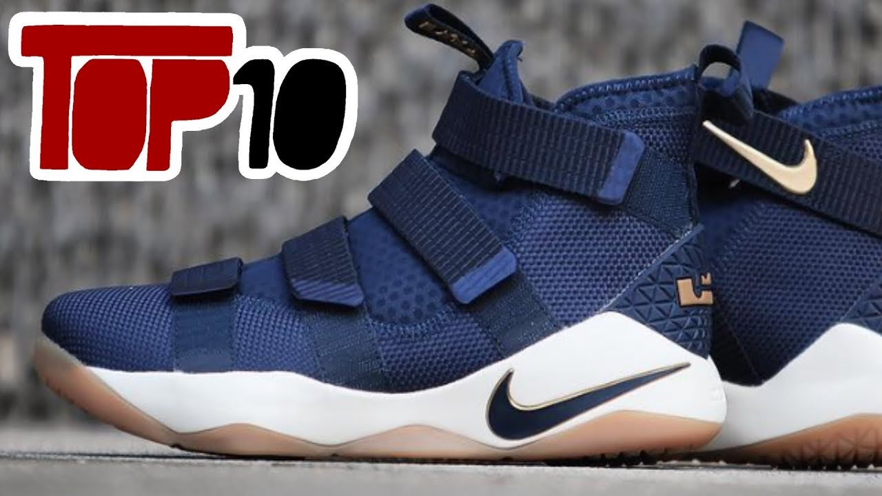 745552bb833d Top 10 Outdoor Basketball Shoes Of 2017 - YouTube