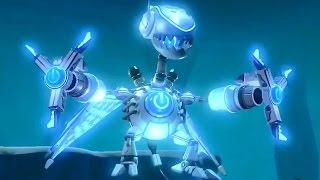 Nintendo Land - Metroid Blast - All Bosses