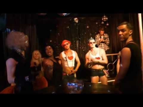 Sour Sour The SoapGirls - Sour  Wild Night Out with Gay Flag
