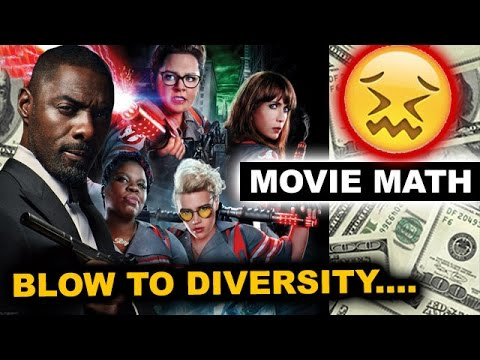 Box Office for Ghostbusters 2016, Cafe Society, Finding Dory, Star Trek Beyond
