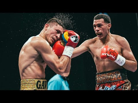 David Benavidez vs. Ronald Gavril: Full Fight | SHOWTIME Boxing