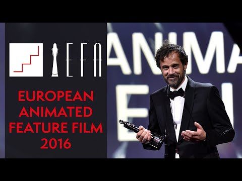 MY LIFE AS A ZUCCHINI - European Animated Feature Film 2016