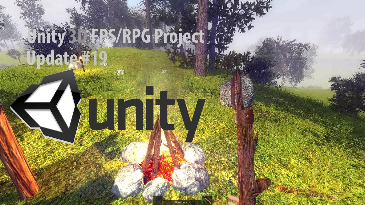 Unity project download free