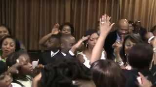 Henri Paul Vungbo présente Liliana Tezo: mariage entre Cindy et Patrick